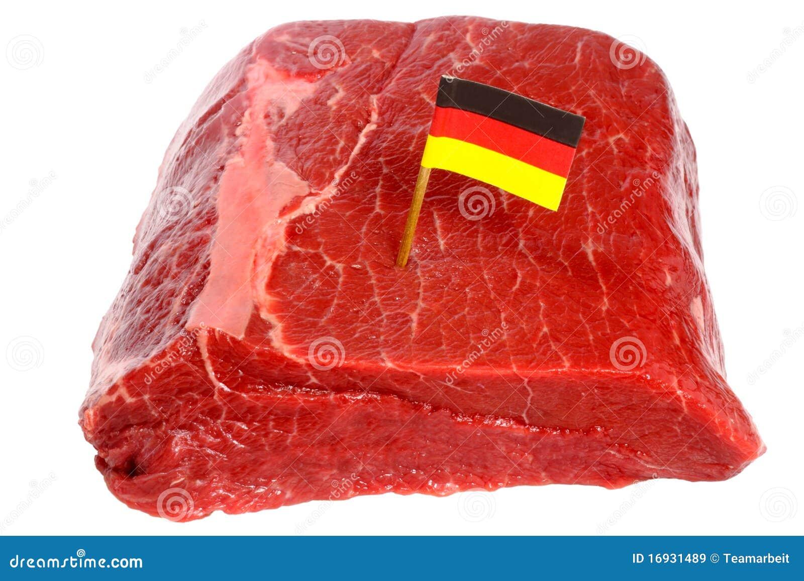 German beef