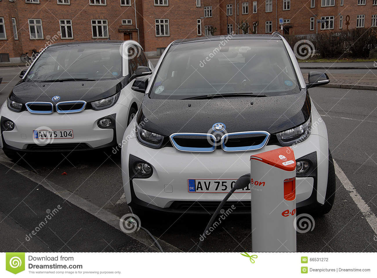 German Bmw Arriva Drive Now Editorial Photography Image Of
