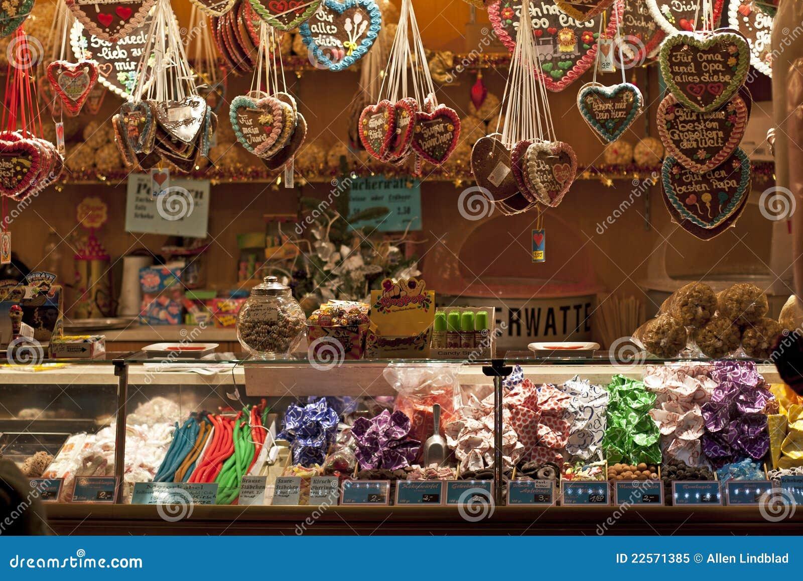 German Christmas Shop