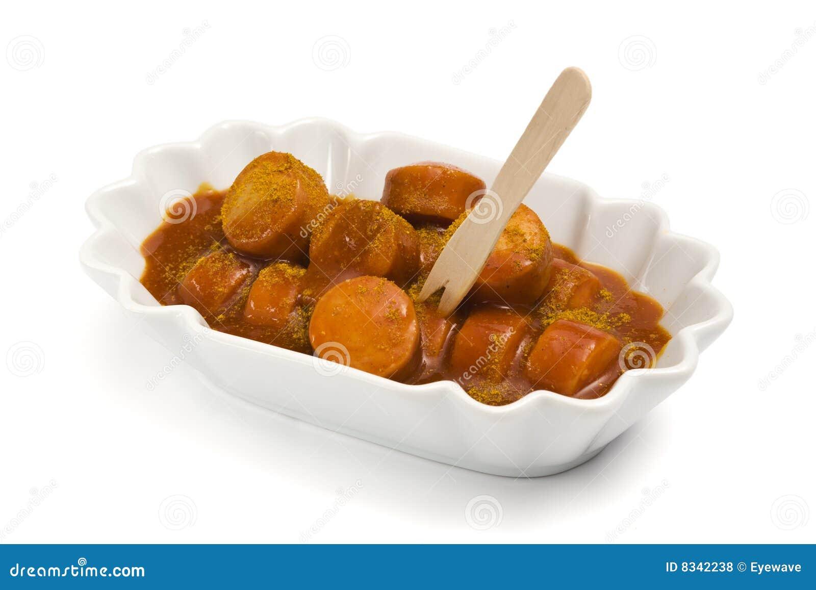 german currywurst - photo #3