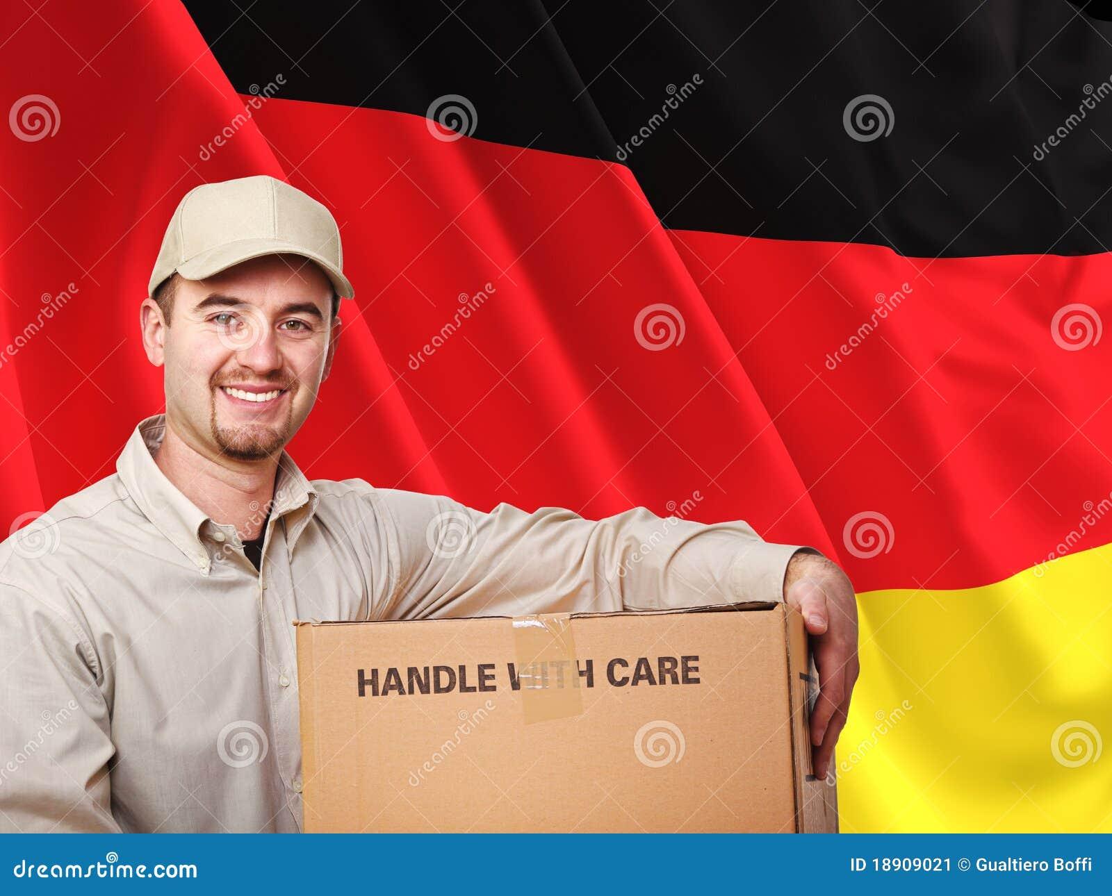 Delivery Deutsch