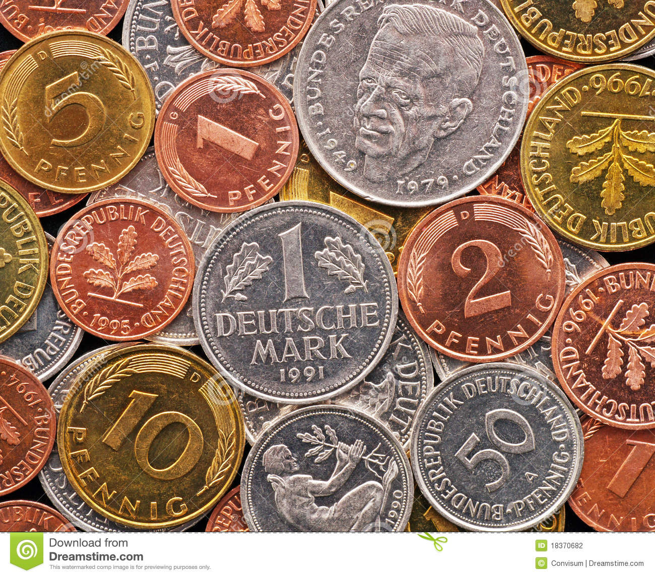 Marks currency