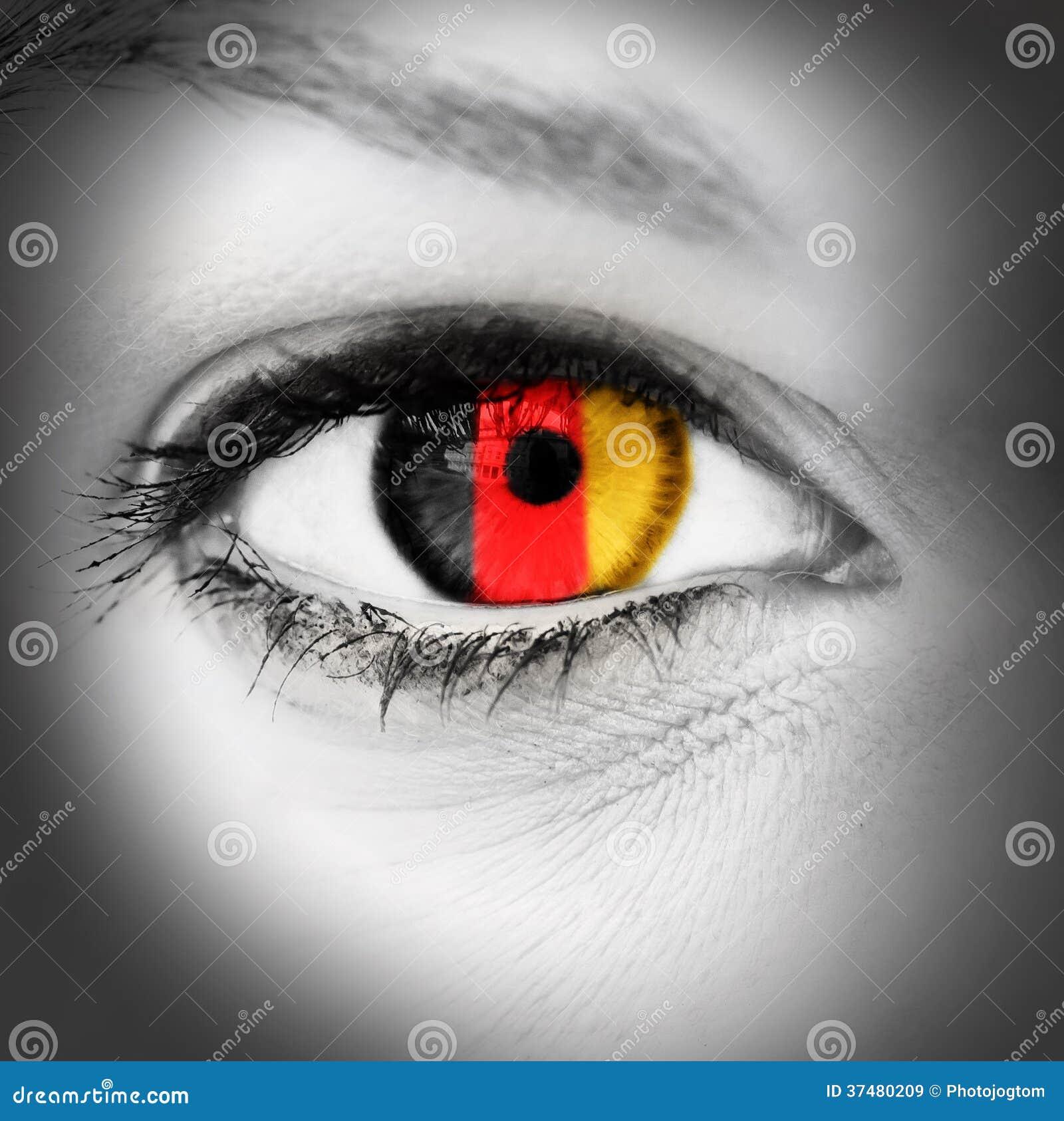 Eyes Deutsch