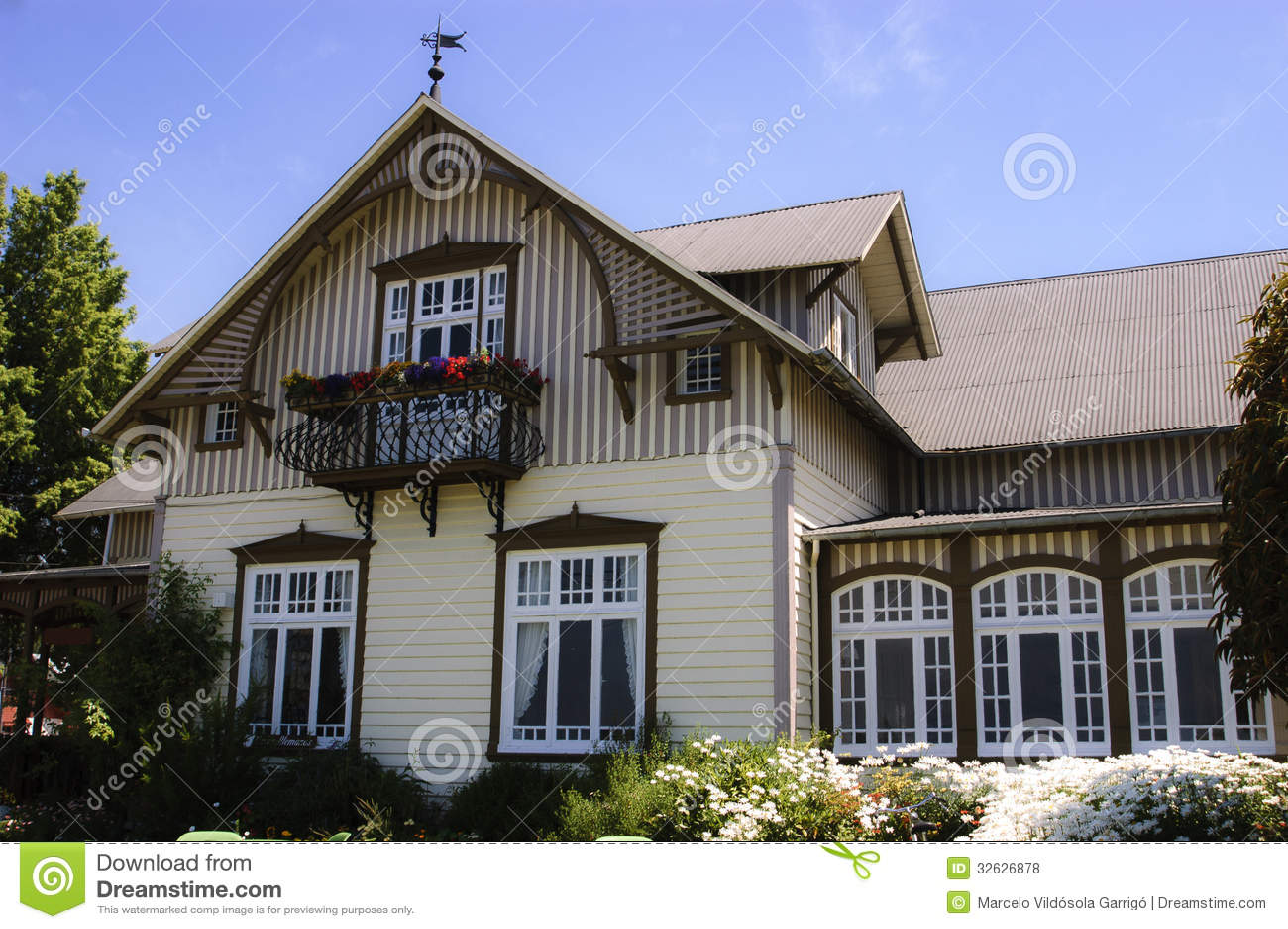 Houses Built In 1900
