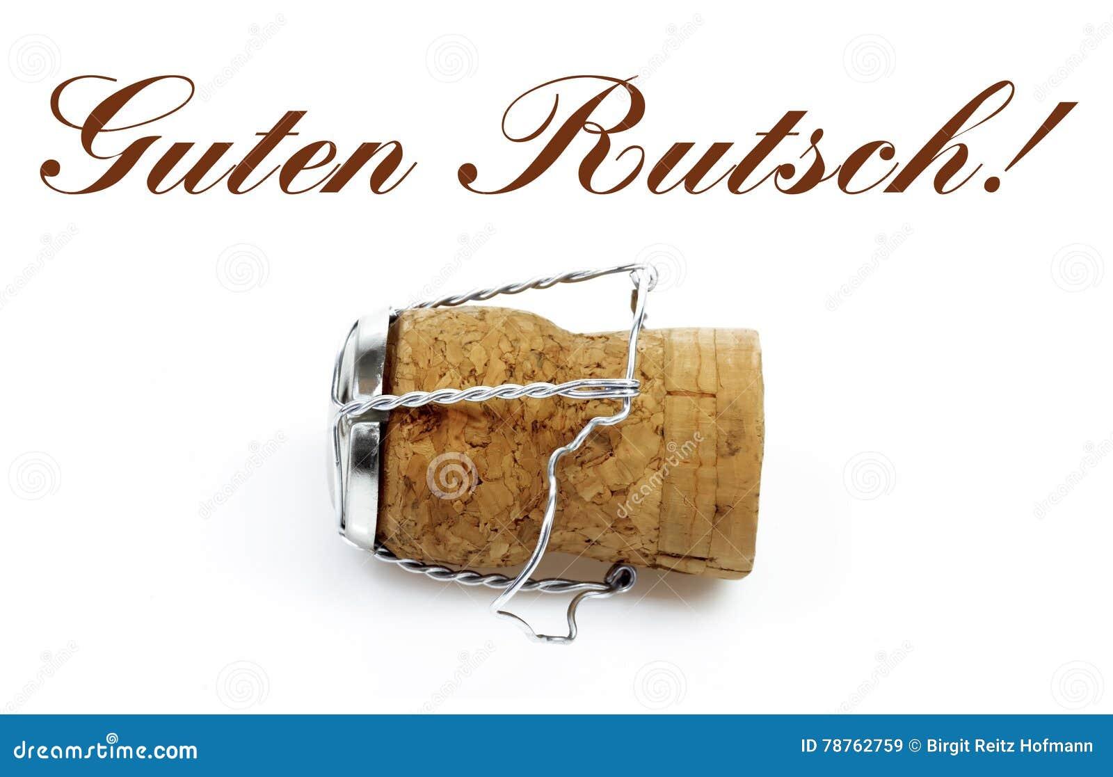 German language happy new year stock image image of toast german language happy new year m4hsunfo