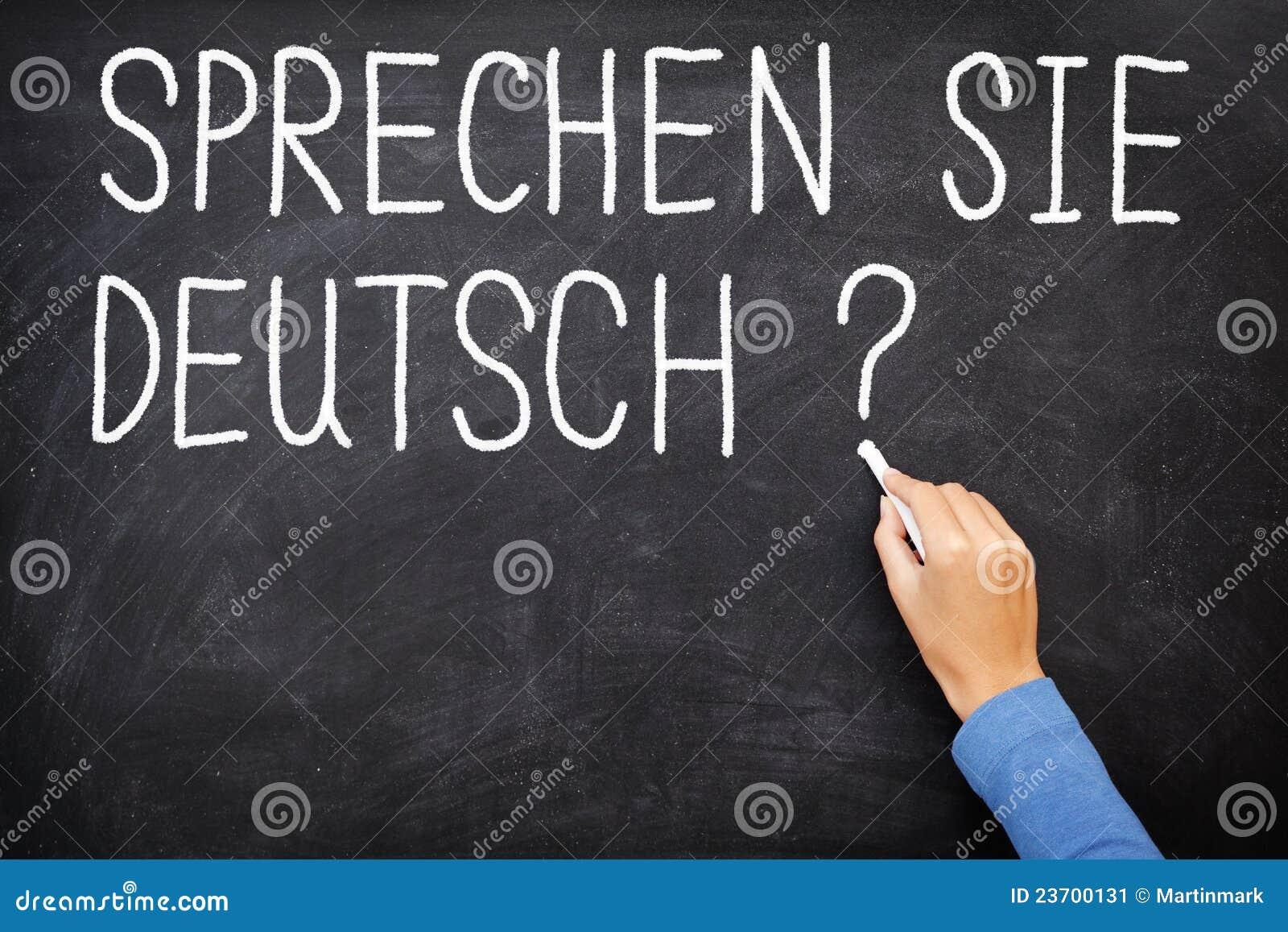 German Learning language
