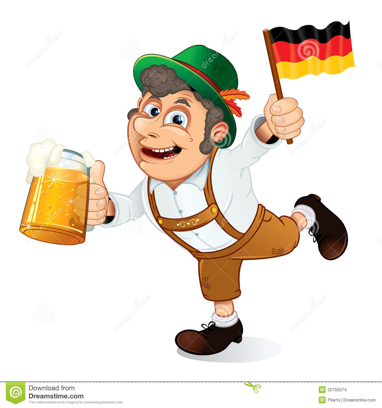 German Man