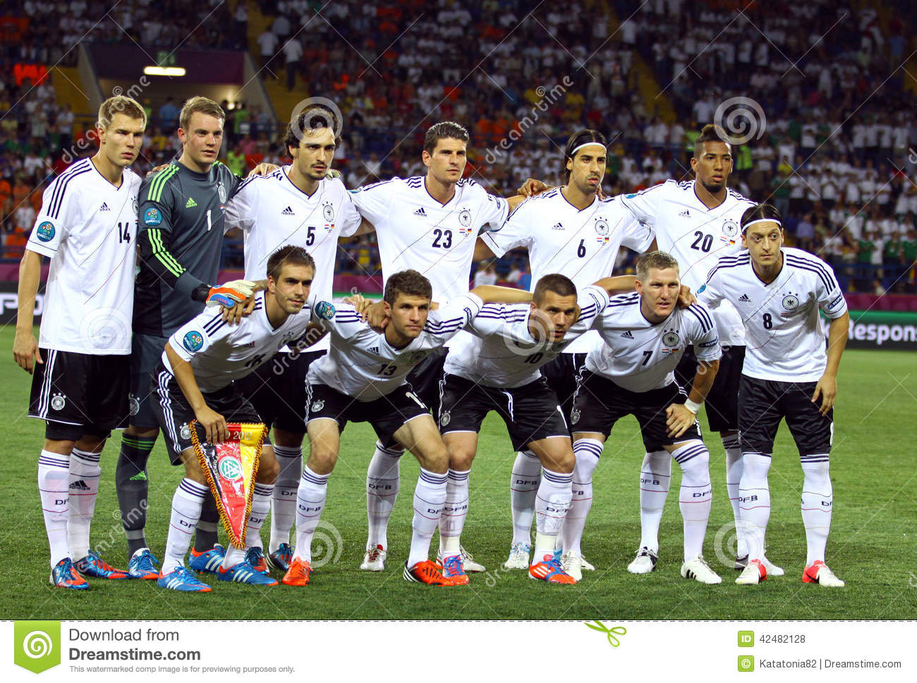 German National Football Team Editorial Stock Photo - Image of game ... be6f04645
