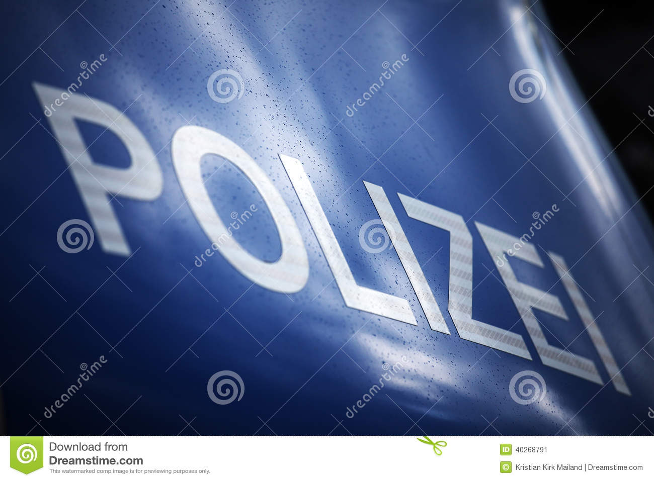 German police, polizei