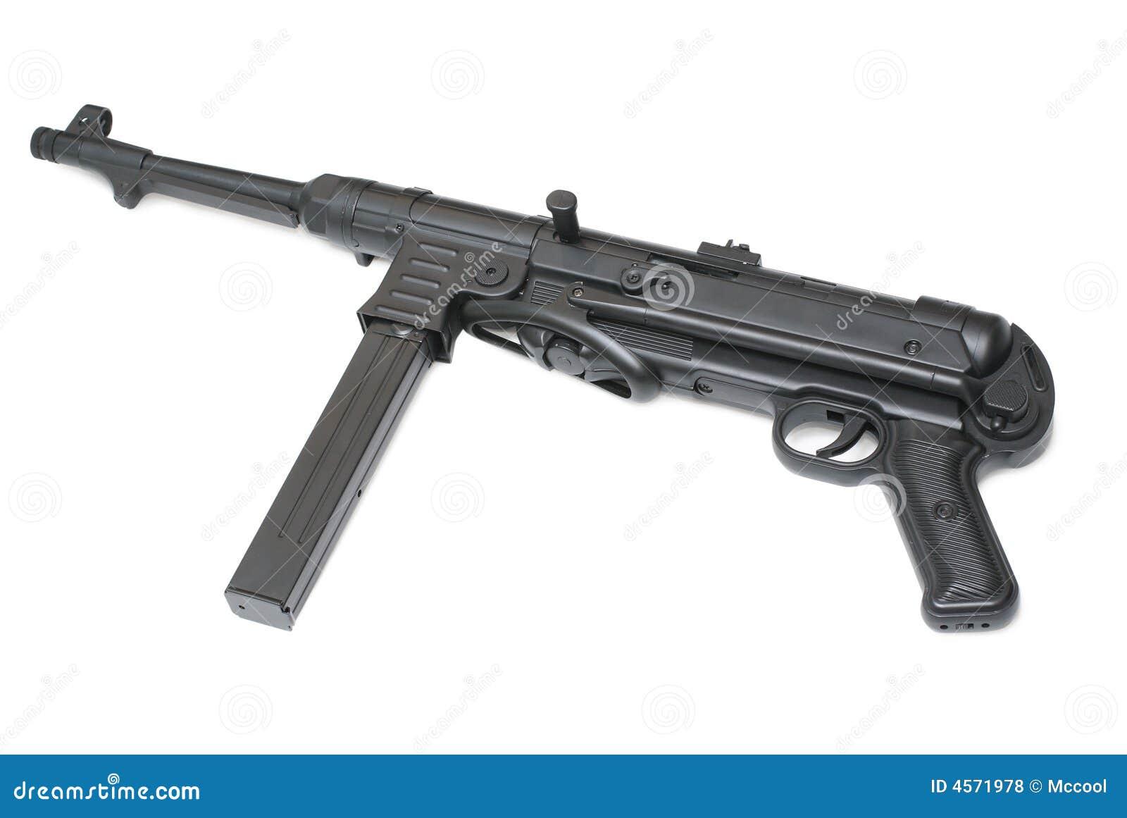 ww2 german machine guns