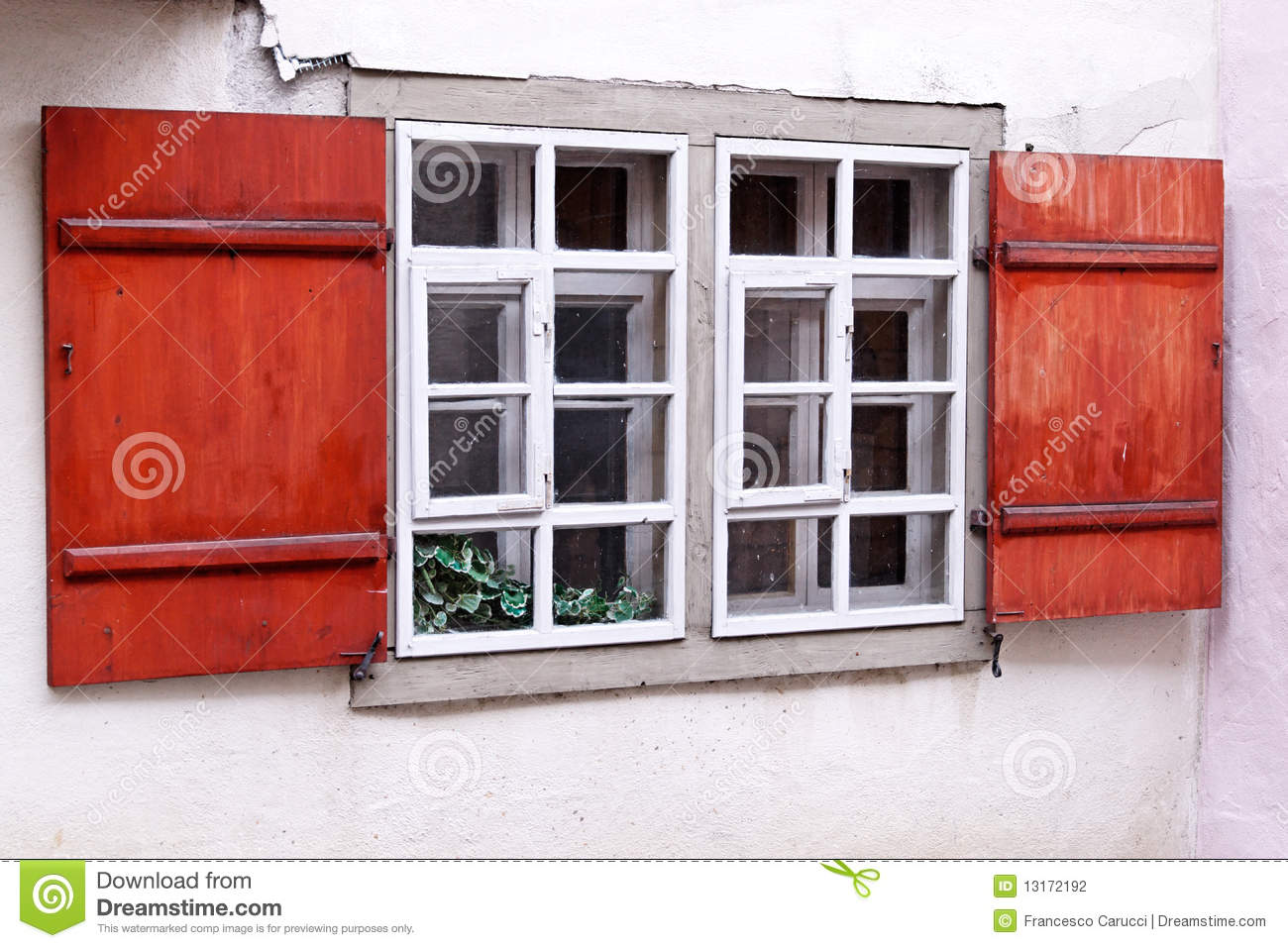 German window stock photography image 13172192 for Window in german