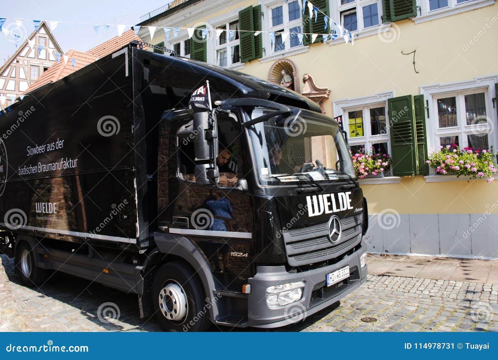 Deliver Deutsch