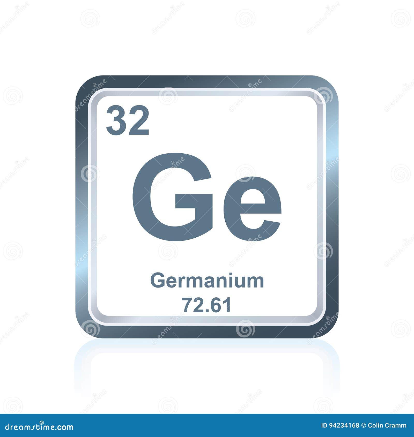 Germanio del elemento qumico de la tabla peridica stock de download germanio del elemento qumico de la tabla peridica stock de ilustracin ilustracin de tomo urtaz Gallery