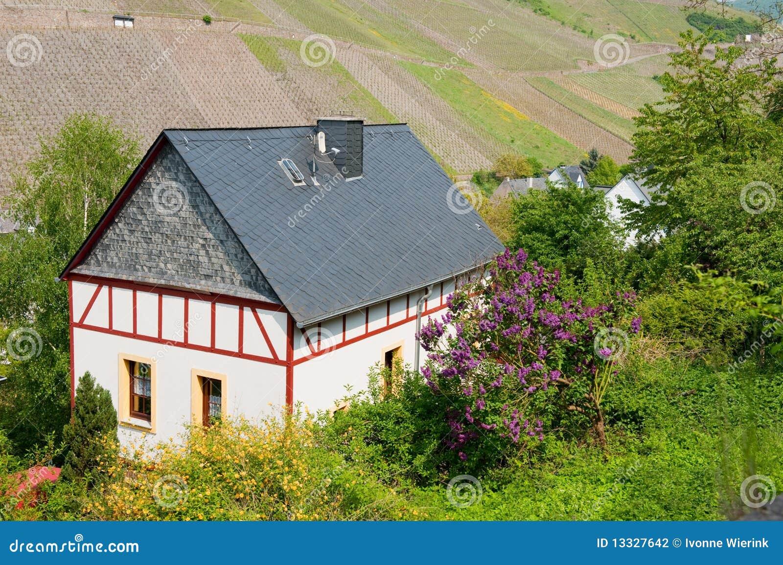 Germany domowy idylliczny Rhineland