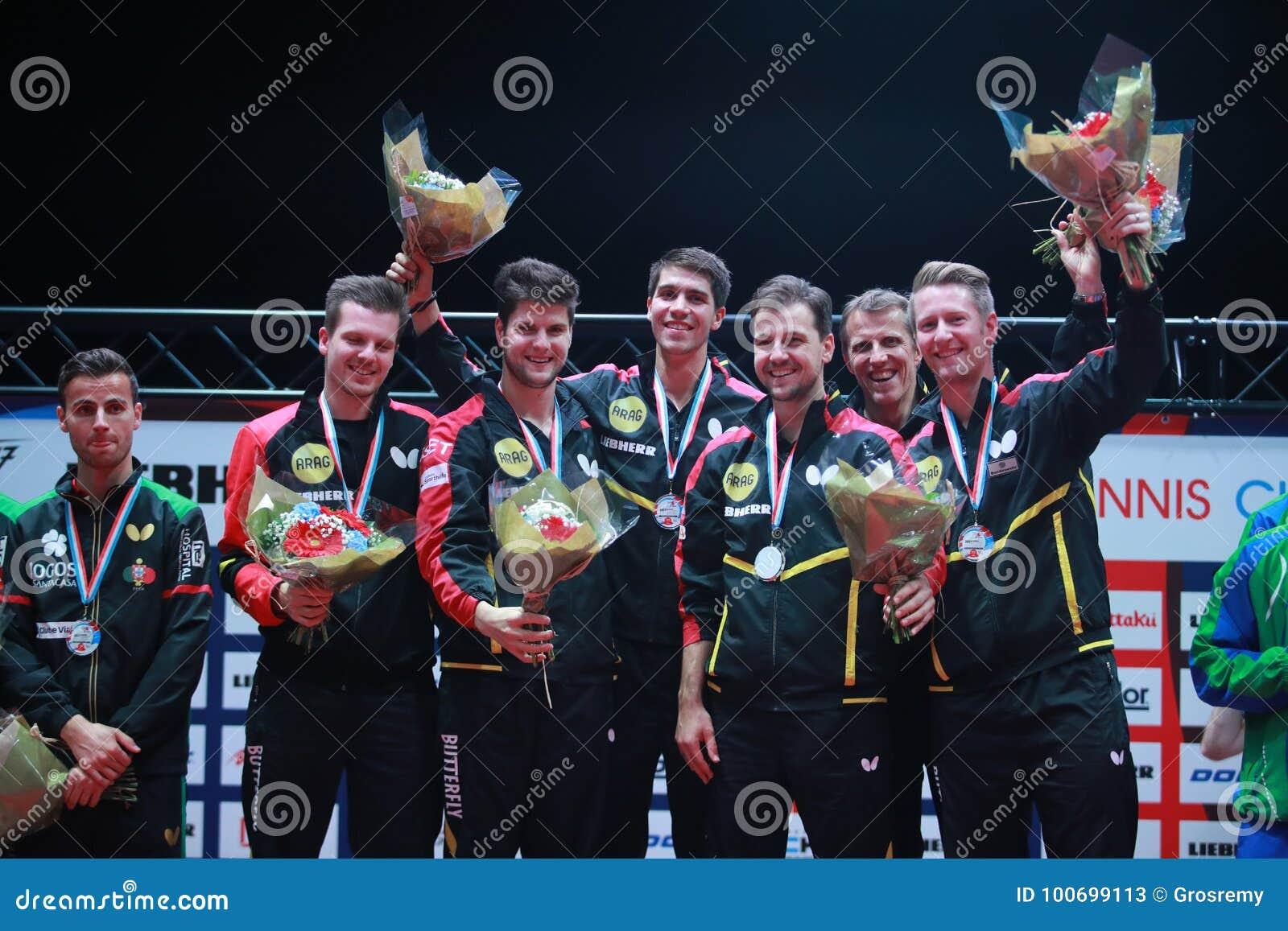 Deutschland Weltmeister 2017
