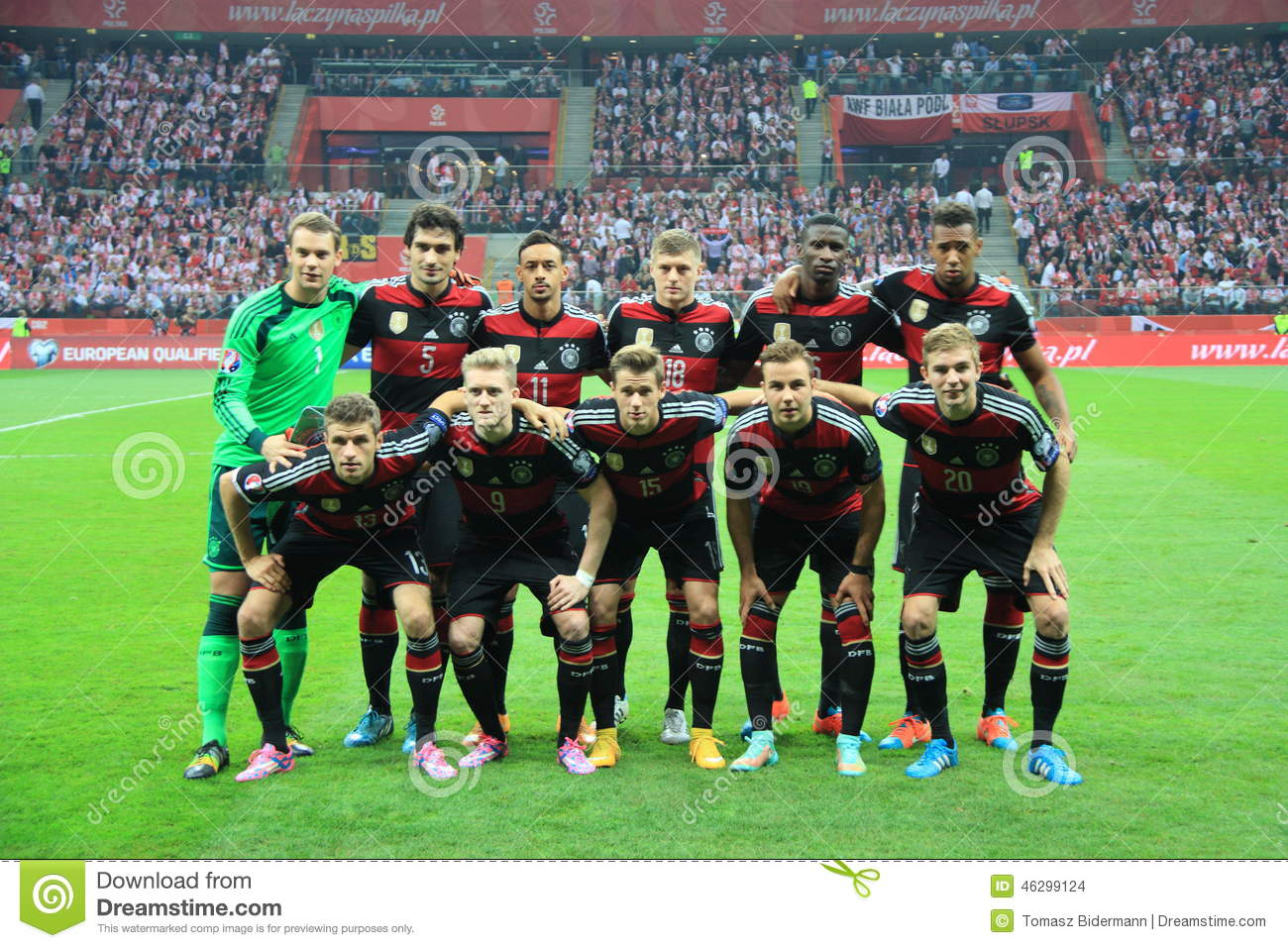 Germany editorial stock image  Image of goetze, boateng
