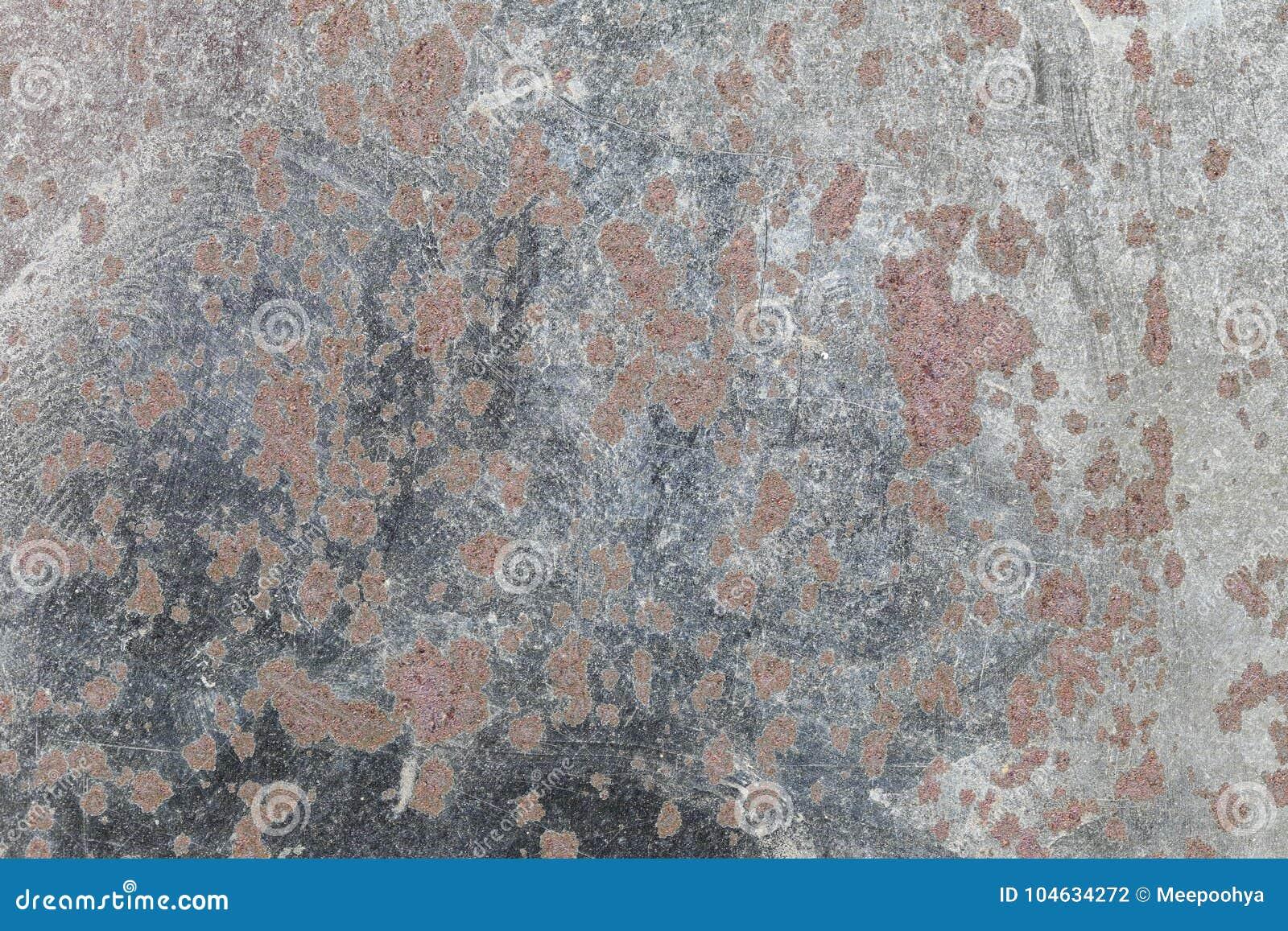 Download Geroeste metaaloppervlakte stock foto. Afbeelding bestaande uit behang - 104634272