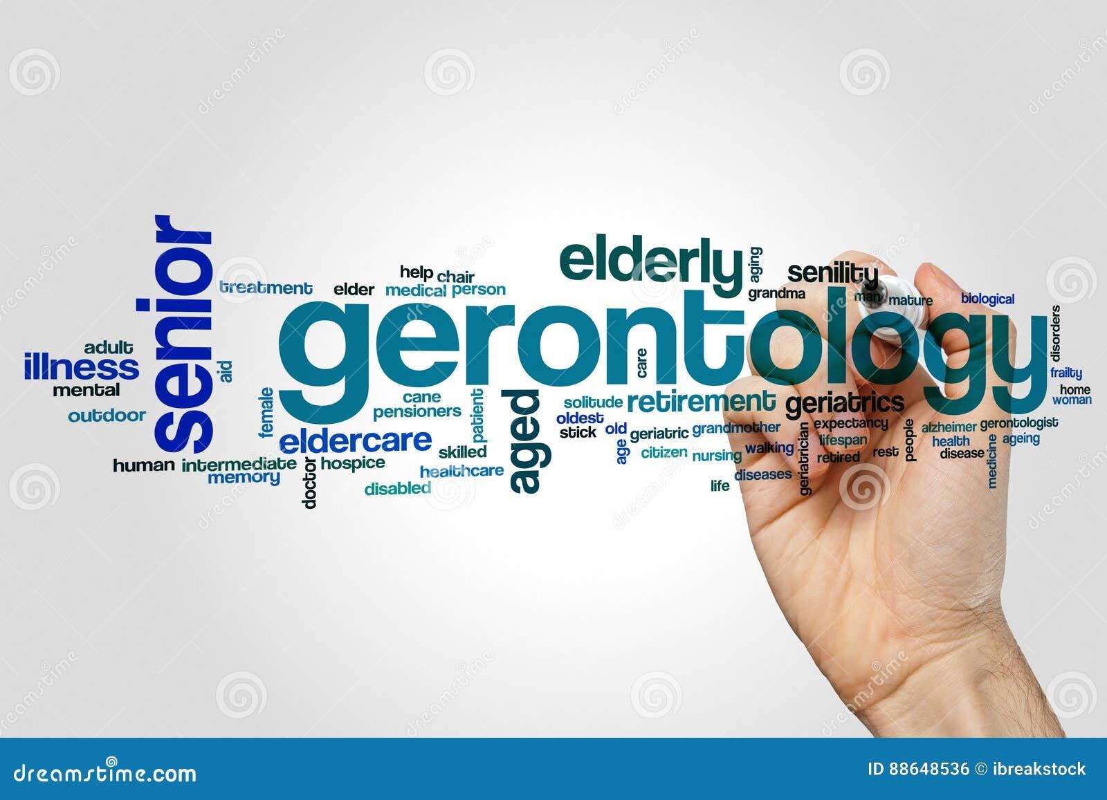 Gerontologiordmoln