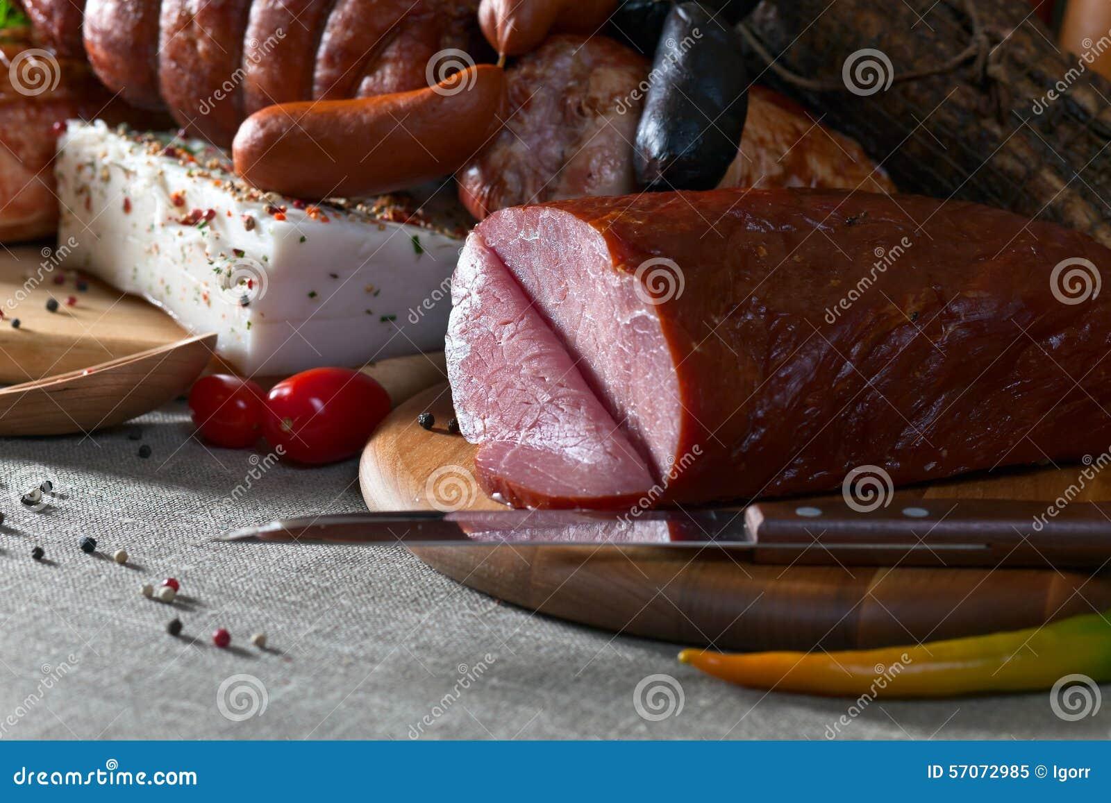 Gerookt vlees