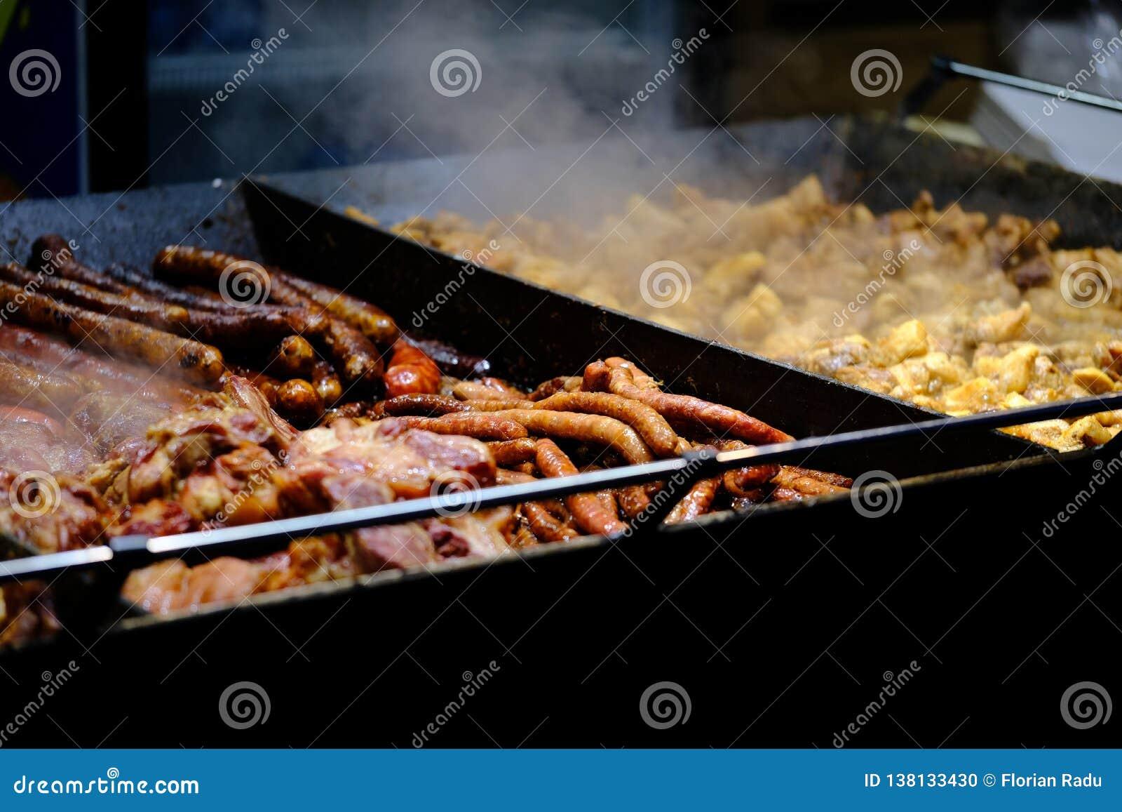 Geroosterd vlees
