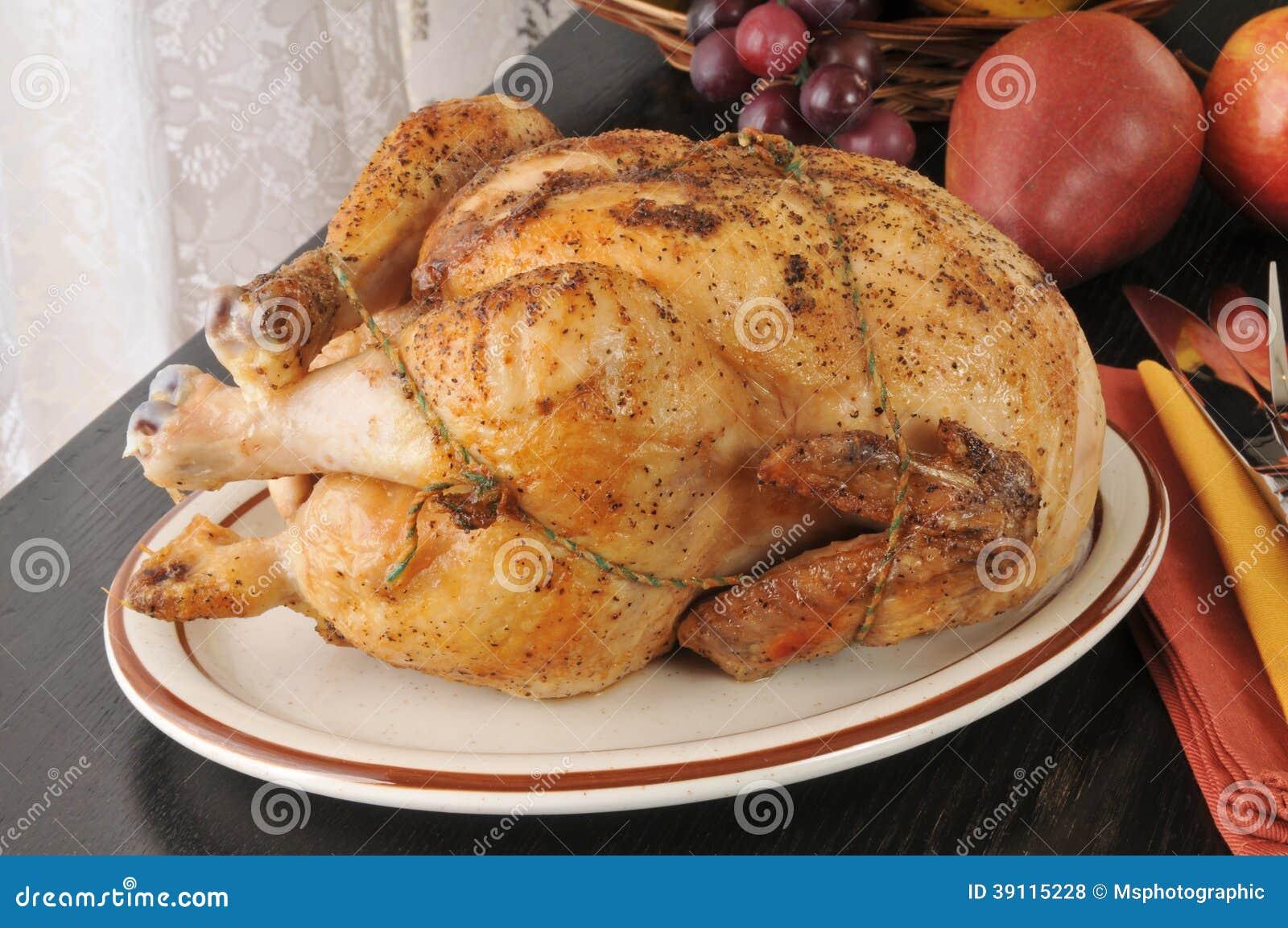 Geroosterde kip