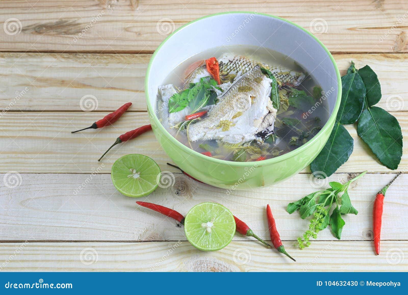 Download Gerresoyena Of Gemeenschappelijke Zilveren-biddy Vissen Van Hete En Zure Soep Stock Foto - Afbeelding bestaande uit zoet, diner: 104632430