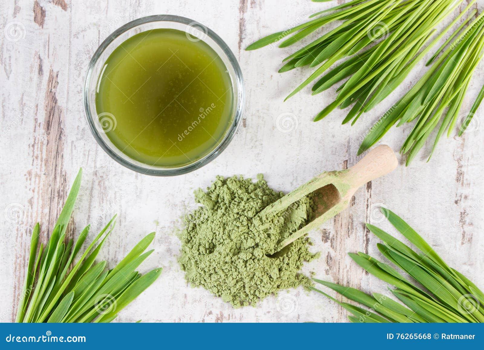 chlorophyll abnehmen