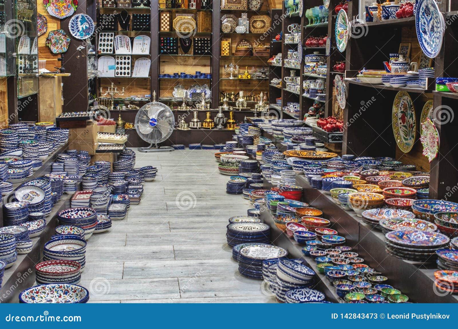 Gerusalemme Piccolo negozio nella vecchia città