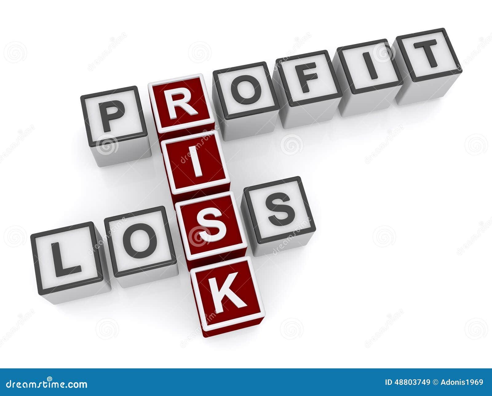 Geschäft Gewinn- Und Verlust Stockbild - Bild von profit, abbildung ...