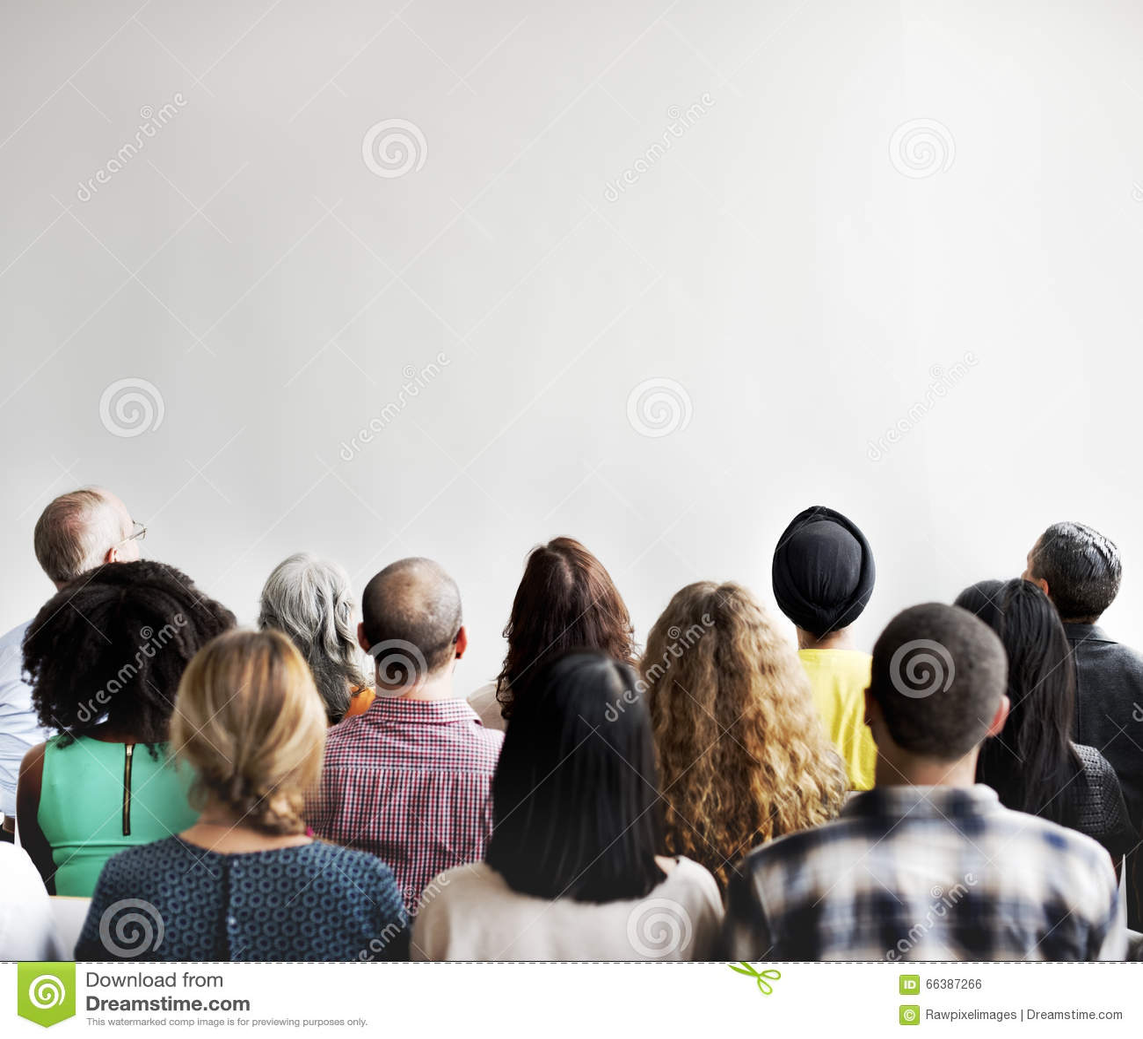 Geschäft Team Seminar Conference Audience Concept
