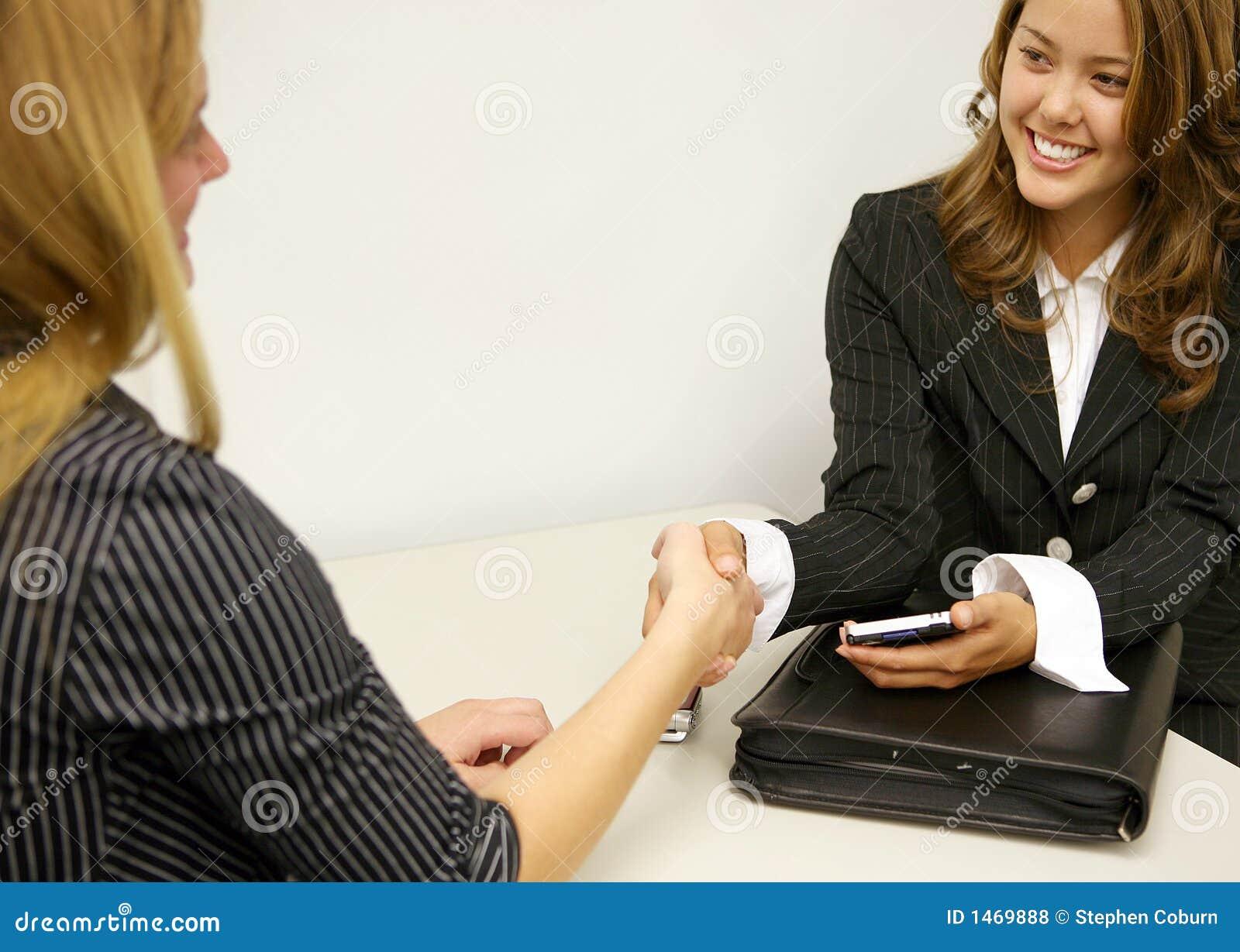 Geschäfts-Abkommen