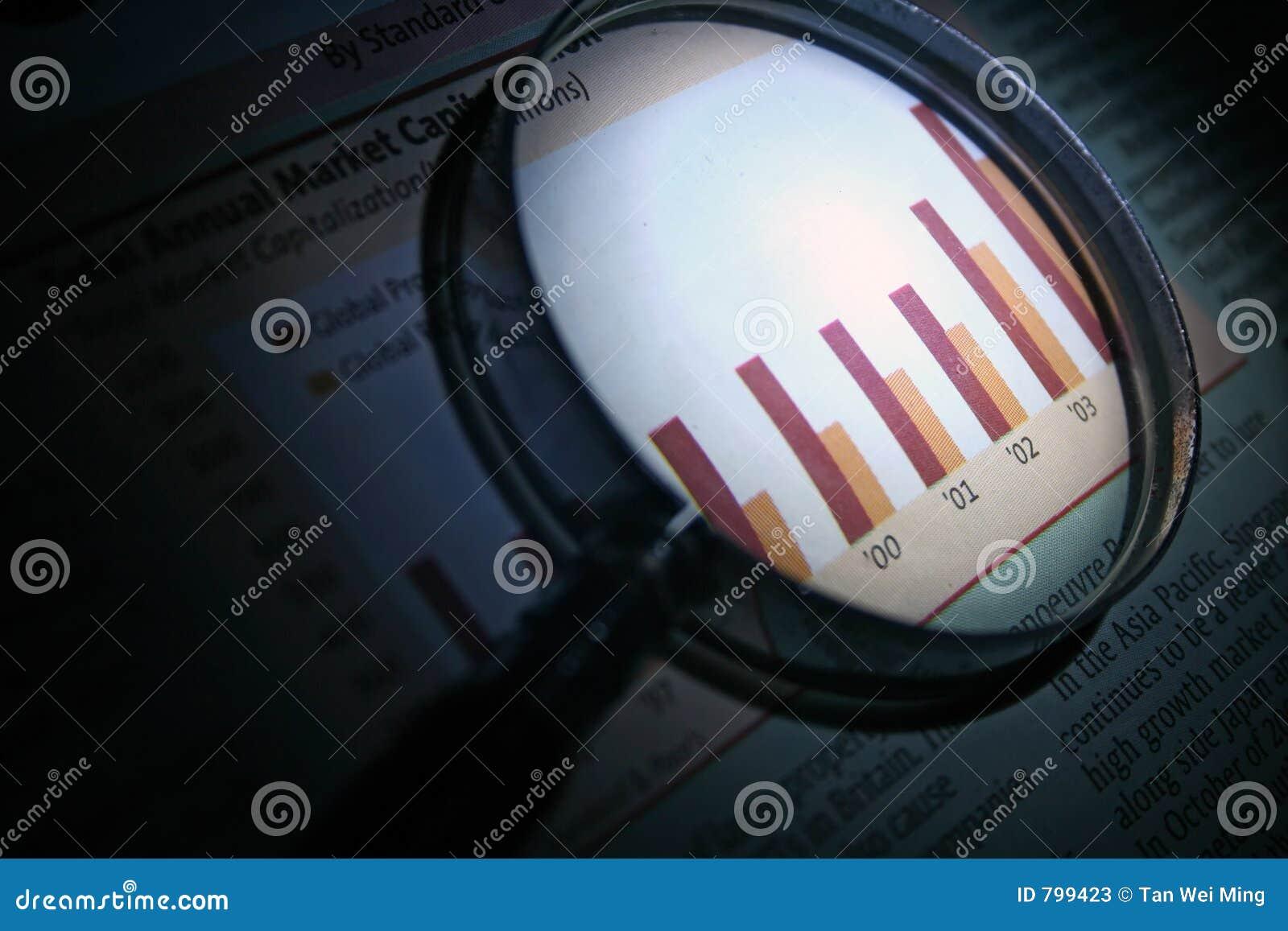 Geschäfts-Analyse