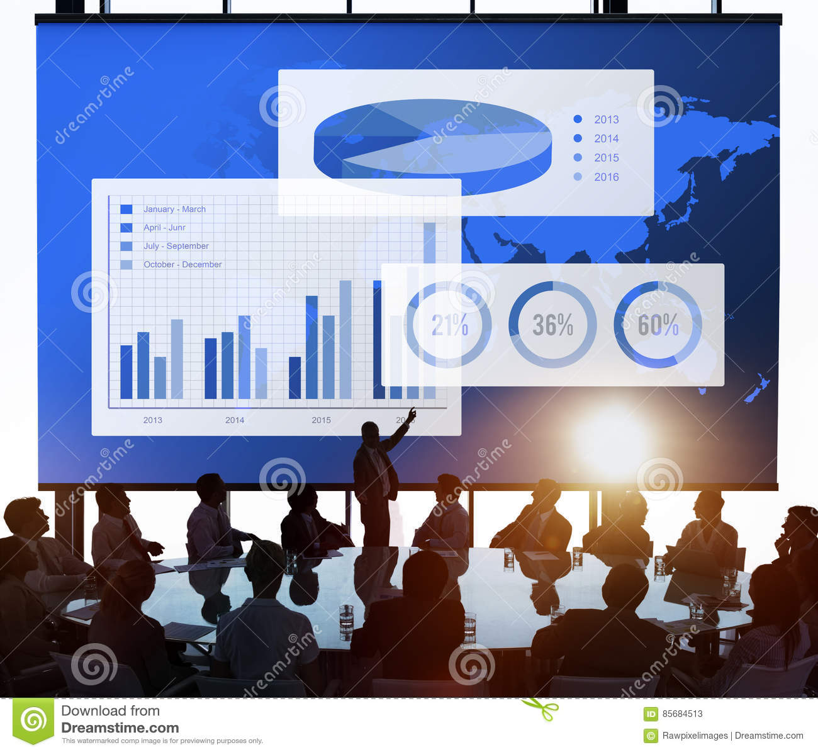 Geschäfts-Diagramm-Organisations-Erfolgs-Konzept