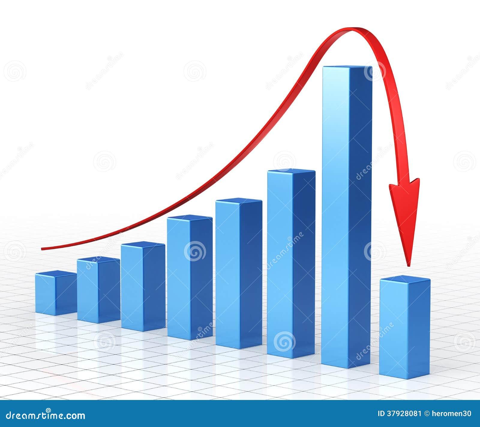 Geschäfts-Diagramm-Stange
