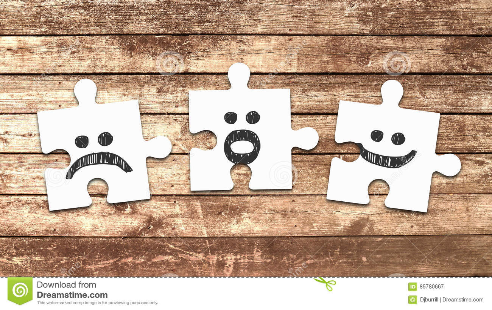 Geschäfts Laubsägen Konzept Stockbild Bild Von Emoticon Idee