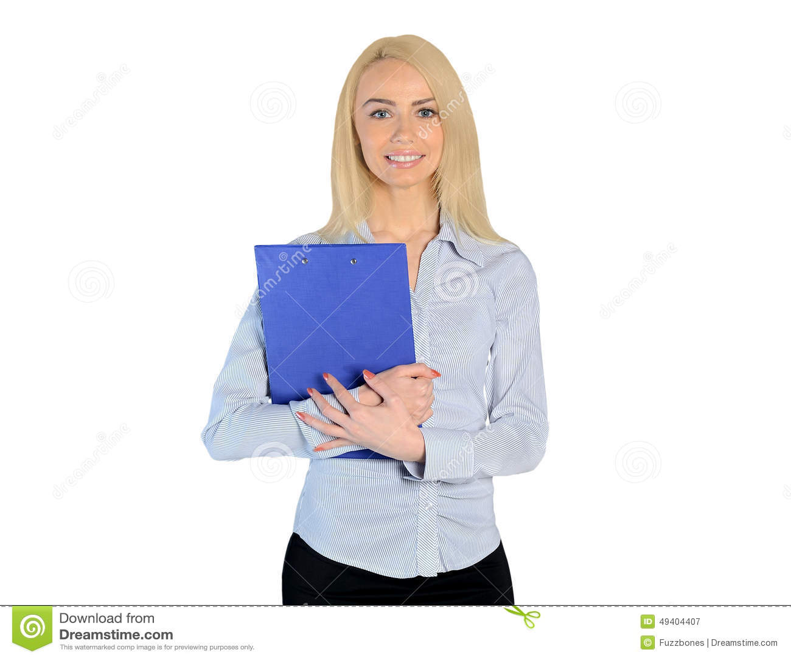 Download Geschäftsfrau glücklich stockbild. Bild von formal, schön - 49404407