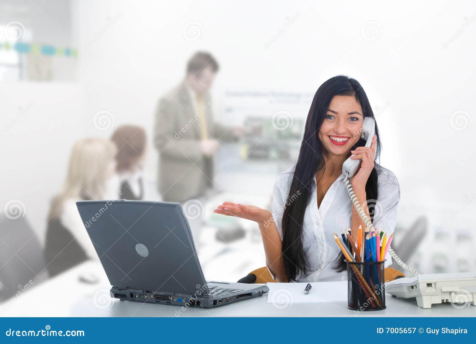 Geschäftsfraufunktion