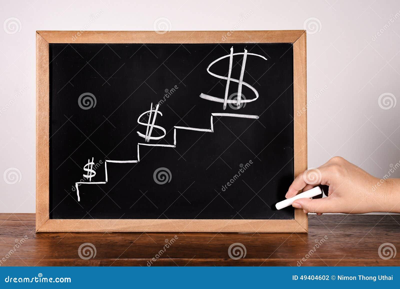 Download Geschäftskonzept, Ideengeld Stockfoto - Bild von meldung, schwerpunkt: 49404602