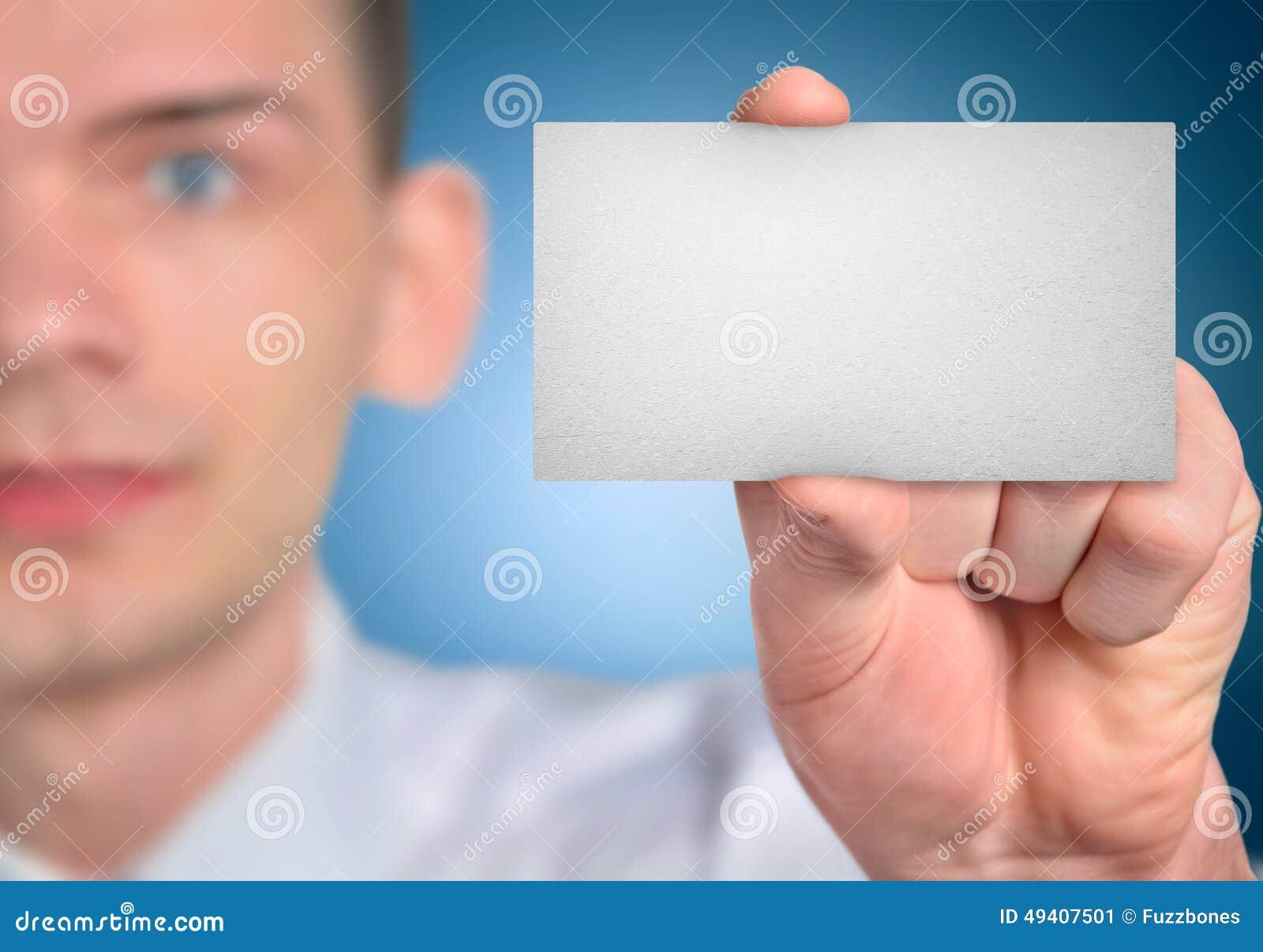Download Geschäftsmann, Der Karte Zeigt Stockbild - Bild von leer, sitzung: 49407501