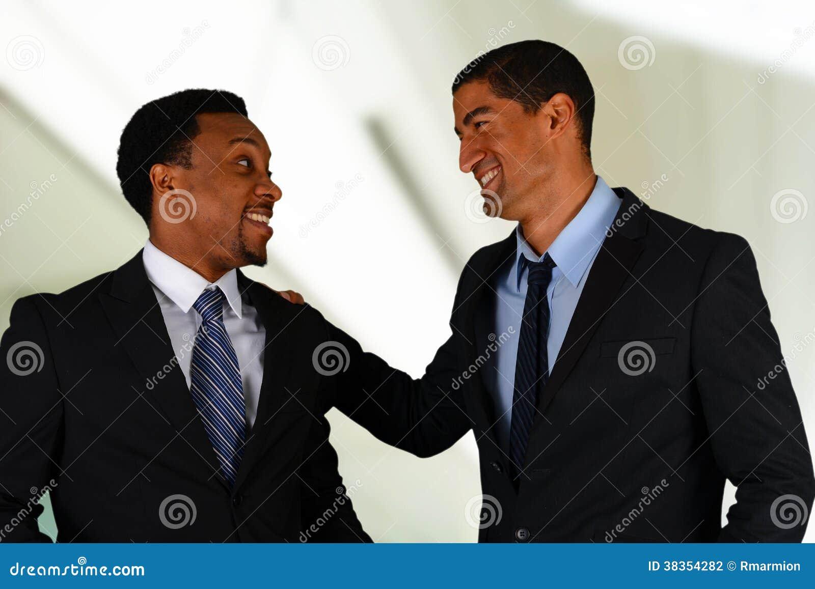 Geschäftsmann Meeting