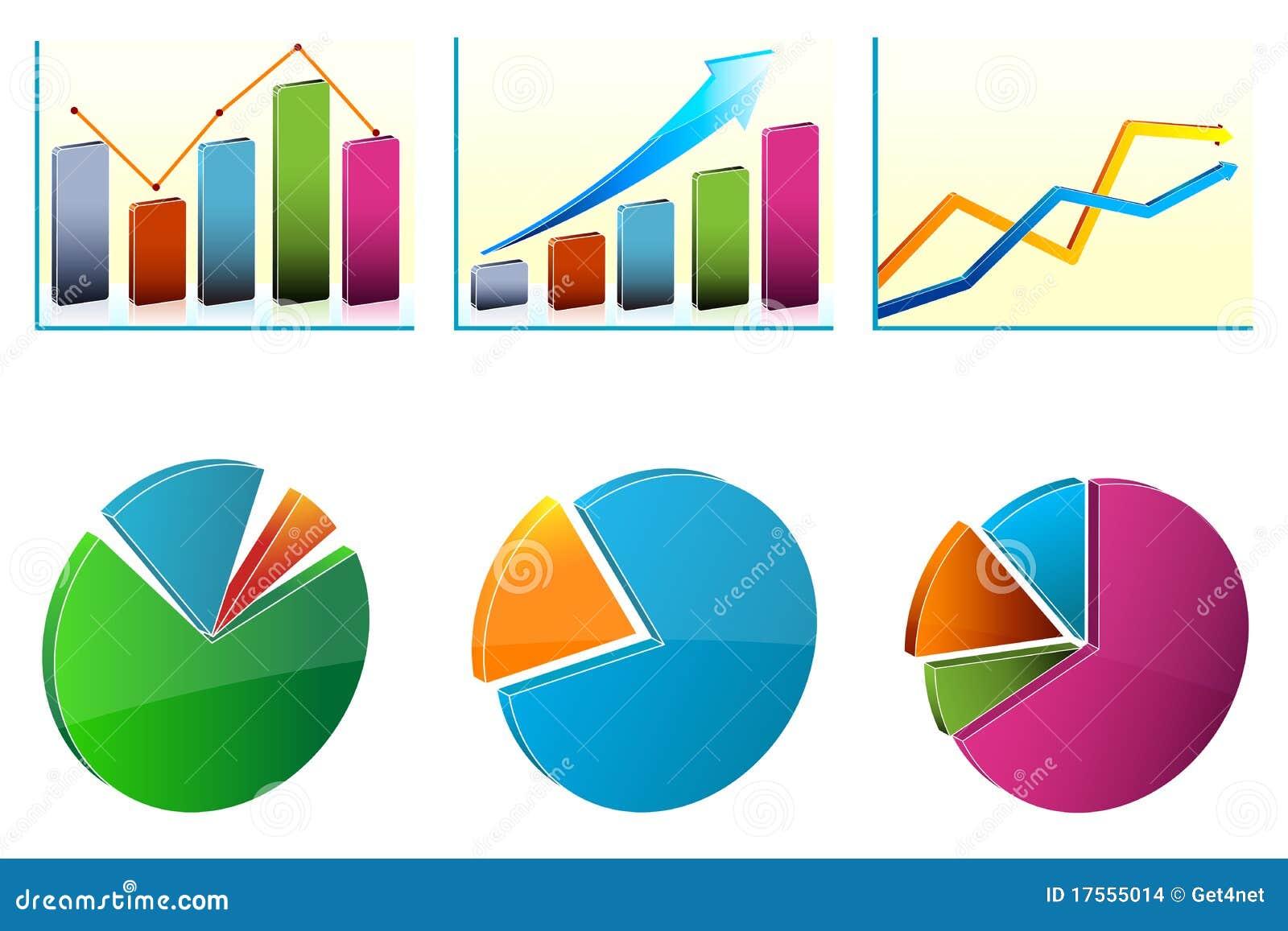 Geschäftswachstumdiagramme