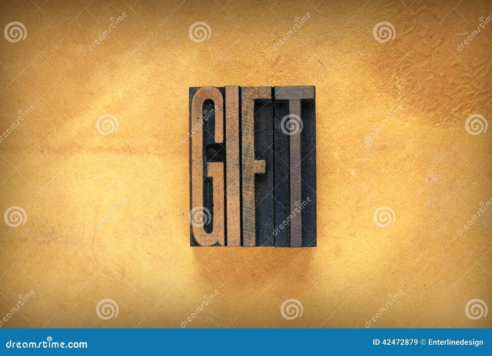 Geschenk-Briefbeschwerer