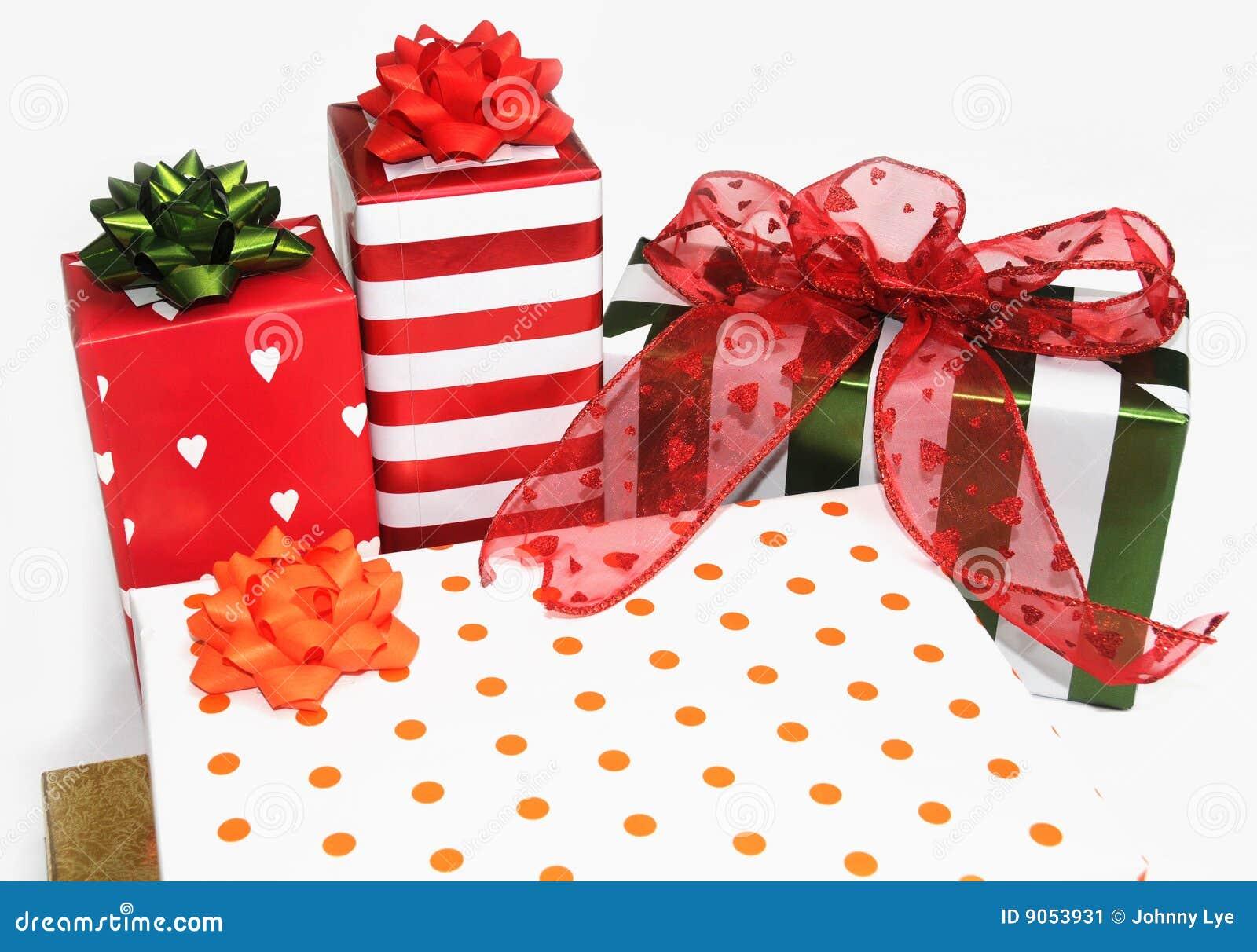 Geschenke u. Geschenke