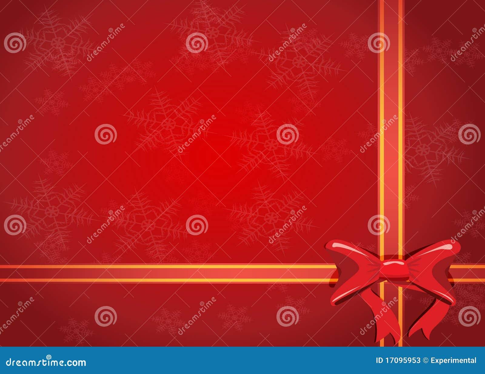 Geschenkfarbbandbogen