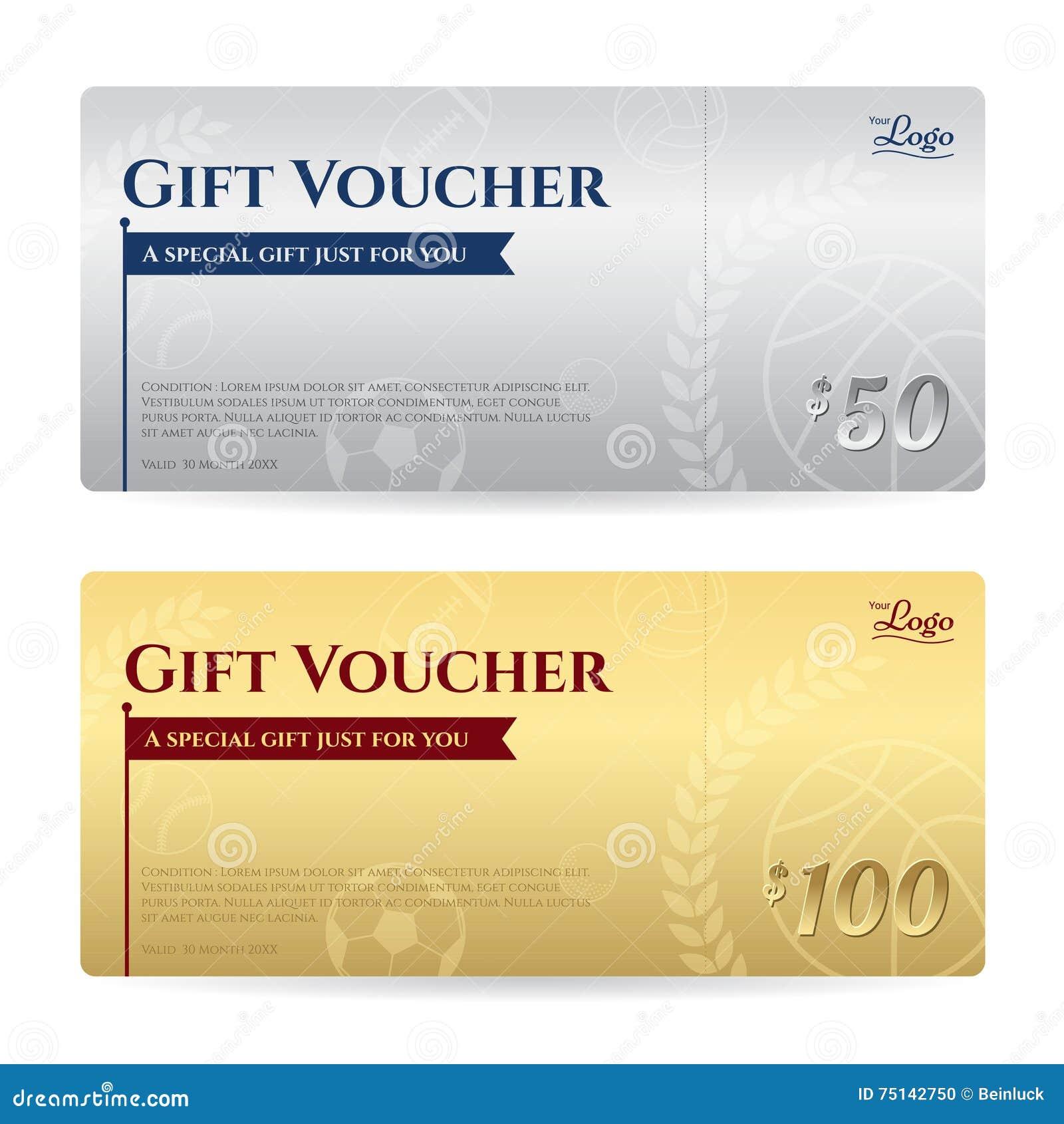 Atemberaubend Download Free Geschenkgutschein Schablone Ideen ...