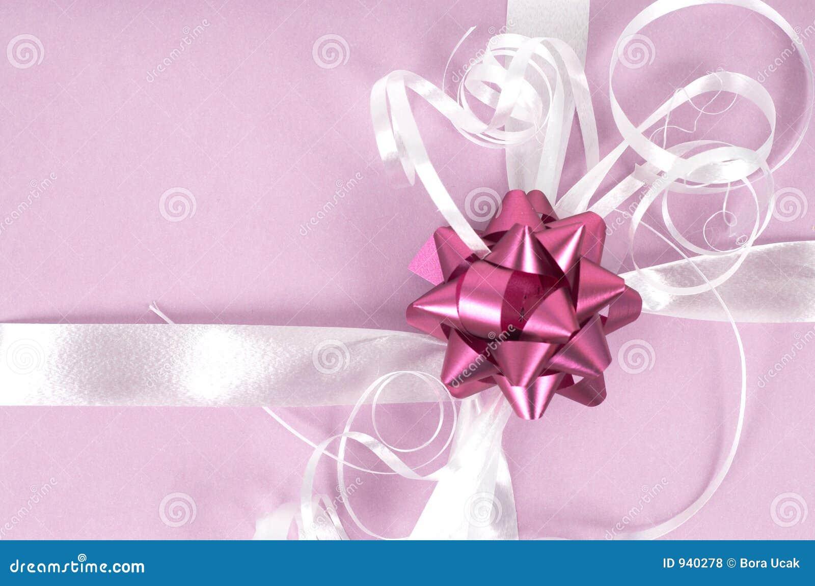 Geschenkpaket Stockfoto Bild Von Weihnachten Festlich 940278