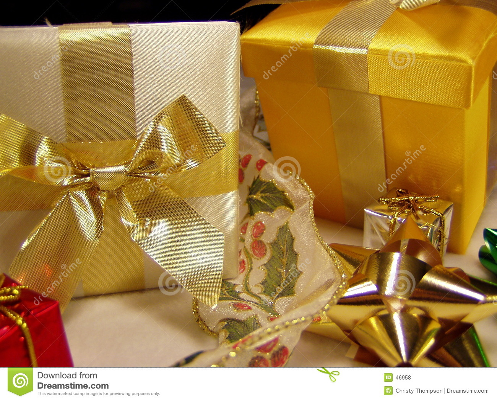 Geschenkzeit