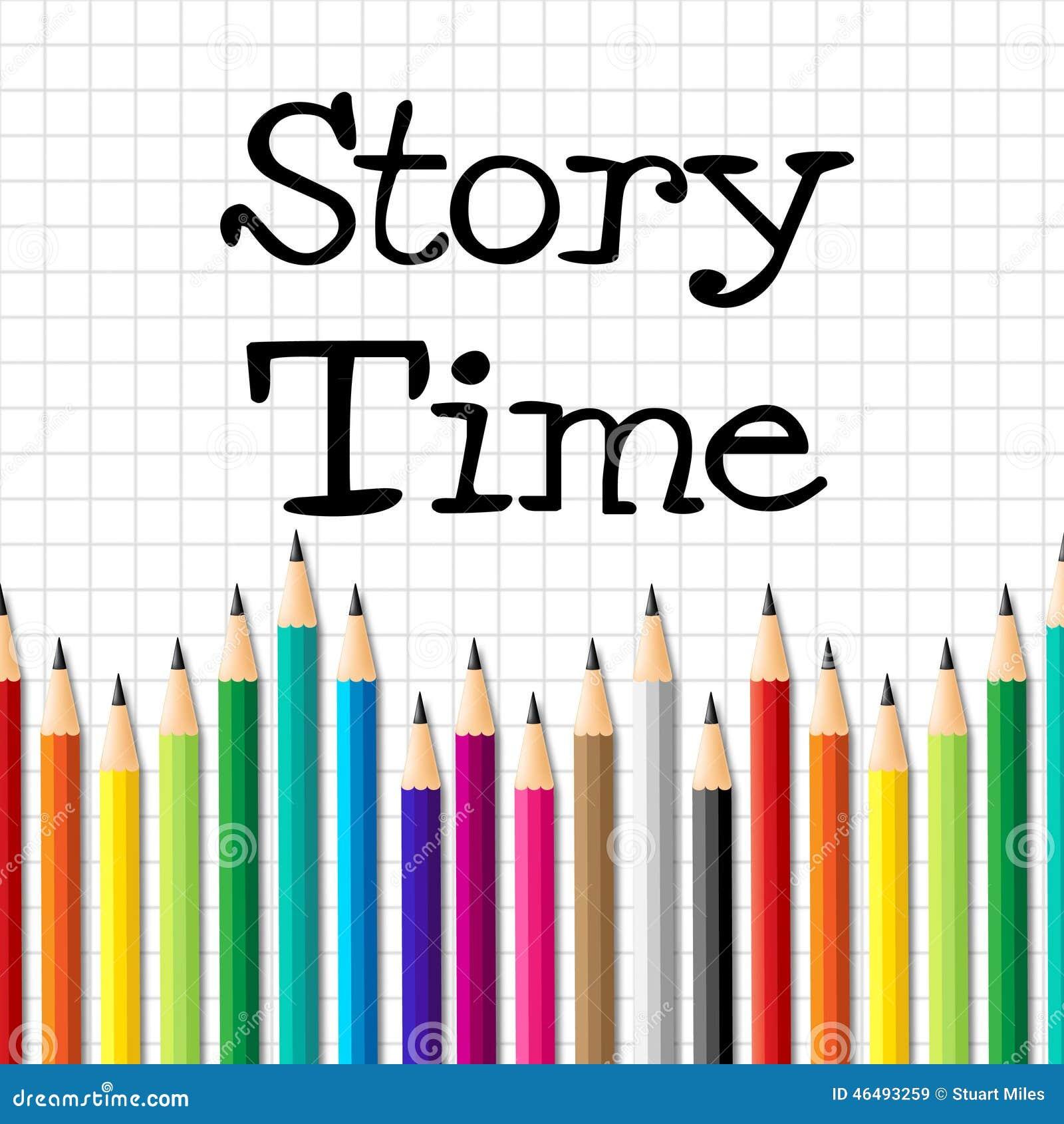 Kinder Schreiben Geschichten