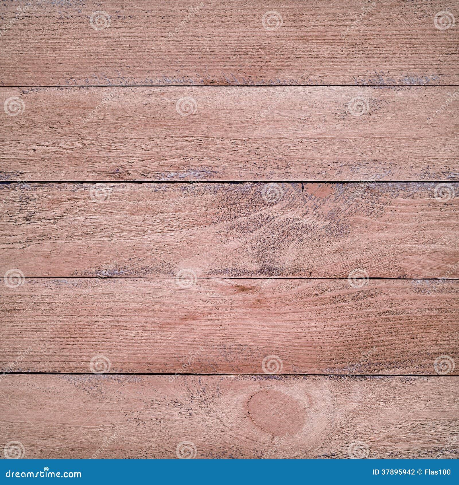 Geschilderde bruine houten plankentextuur