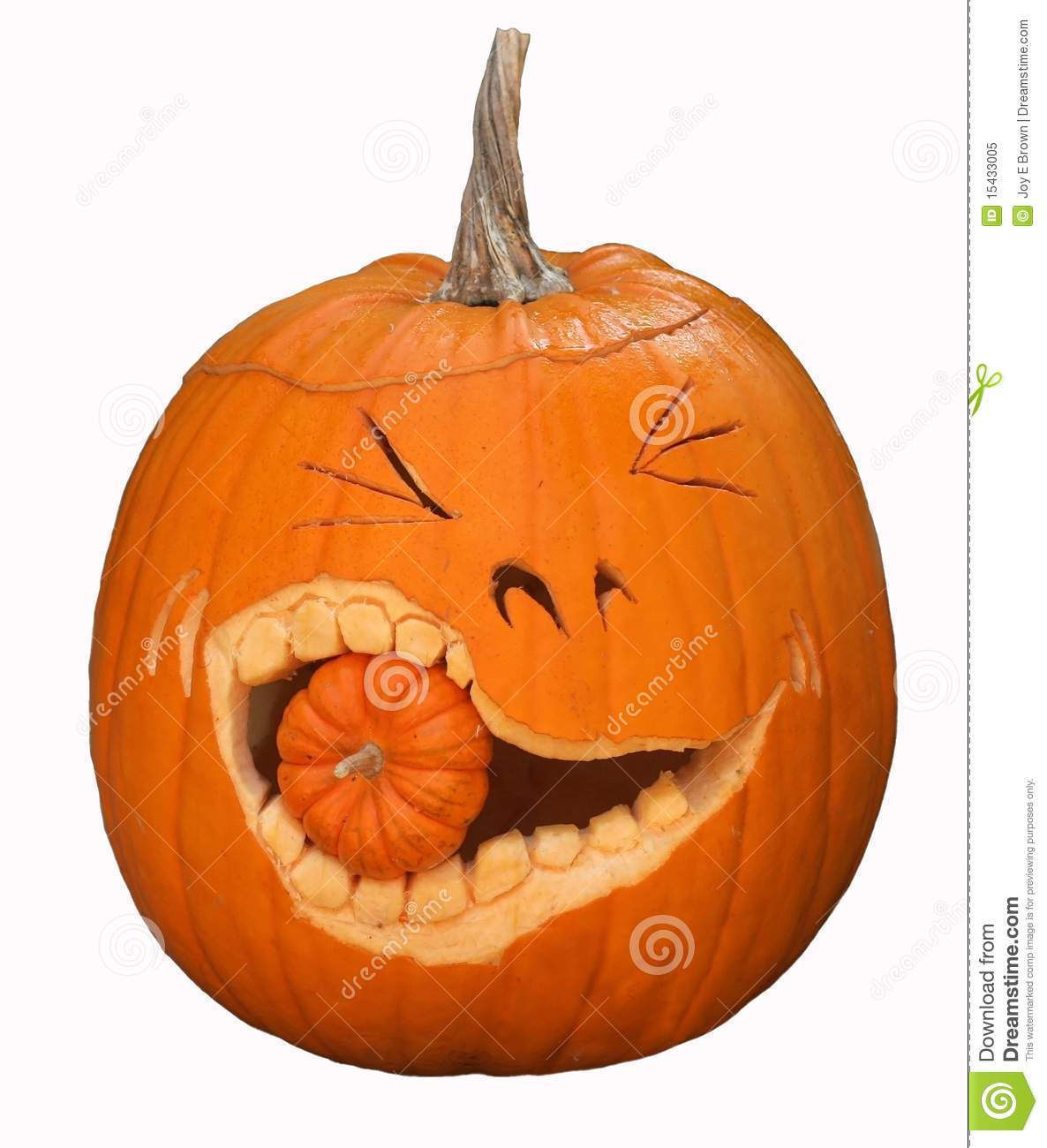 Easy Pumpkin Faces To Paint